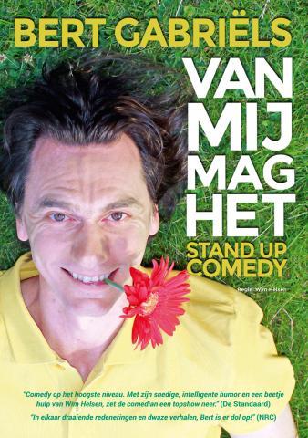 Poster Van Mij Mag Het